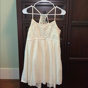 American Eagle Outfitters Dresses - AMERICAN EAGLE WHITE DRESS